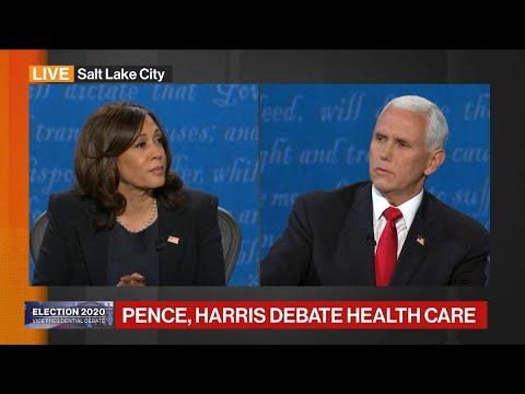 The Mike Pence, Kamala Harris Vice Presidential Debate (Full Program)