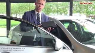 Honda Accord 2.0i Elegance, kenteken 33-RLV-6. BJ2011 **Autobedrijf Welman b.v.**
