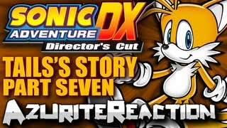 EGGMAN DIED?! - Sonic Adventure DX - (Tails Part 7, Series Part 12)