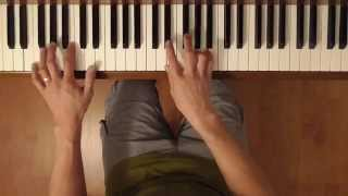 Piano Tutorial Dance of the Reed Pipes from the Nutcracker Suite