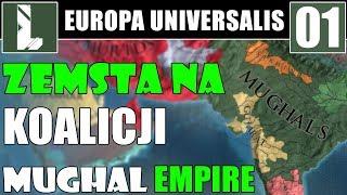Europa Universalis | Mughal Empire | Dharma DLC | 01