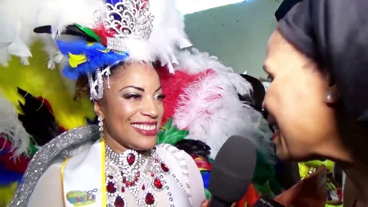 Election De La Reine Mère Du Carnaval Tropical De Paris 2017 Youtube