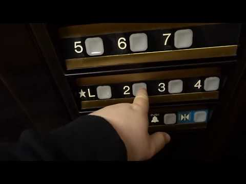 Nice Dover Impulse Traction Elevators @ Residence Inn South Lake Union, Seattle, WA