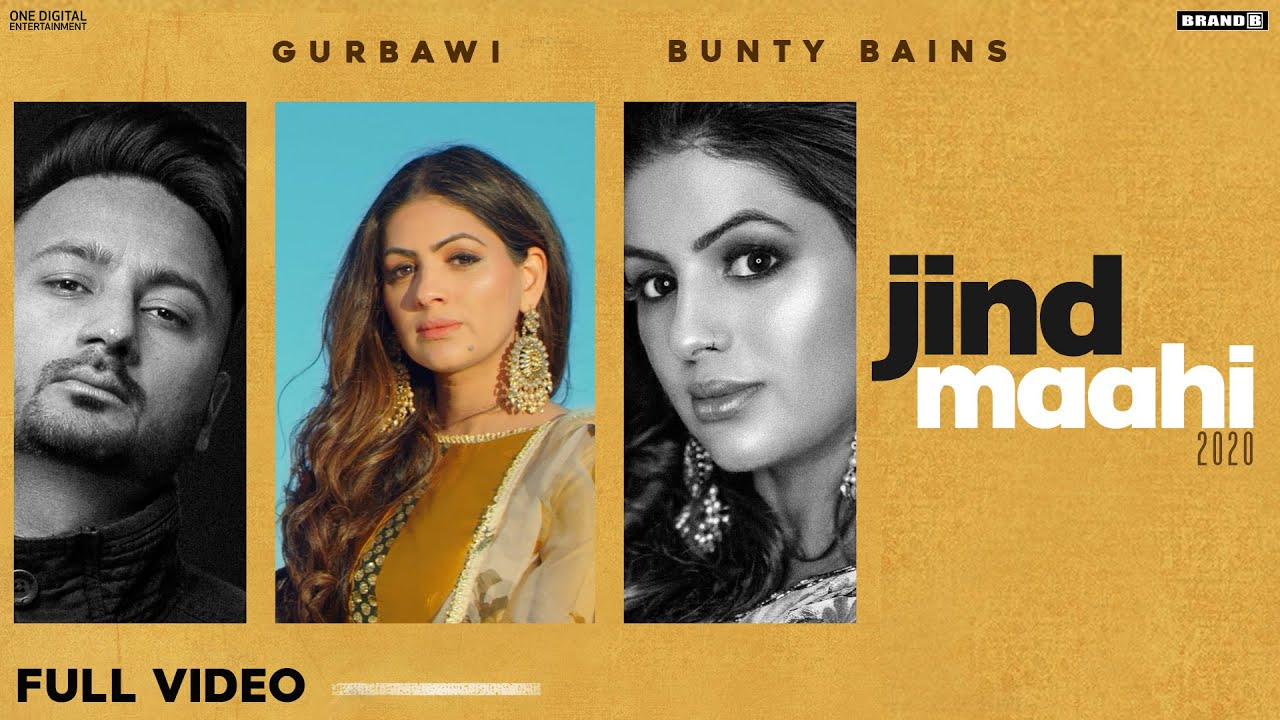 Gurbawi: Jind Maahi (Official Video) Bunty Bains | Punjabi Latest Songs 2020 | Brand B | Punjabi
