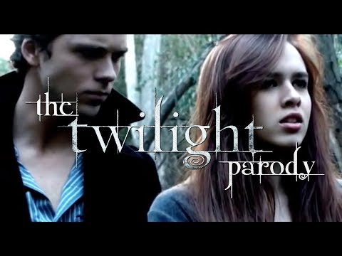 TWILIGHT SPOOF  FOREST  with real celebrities