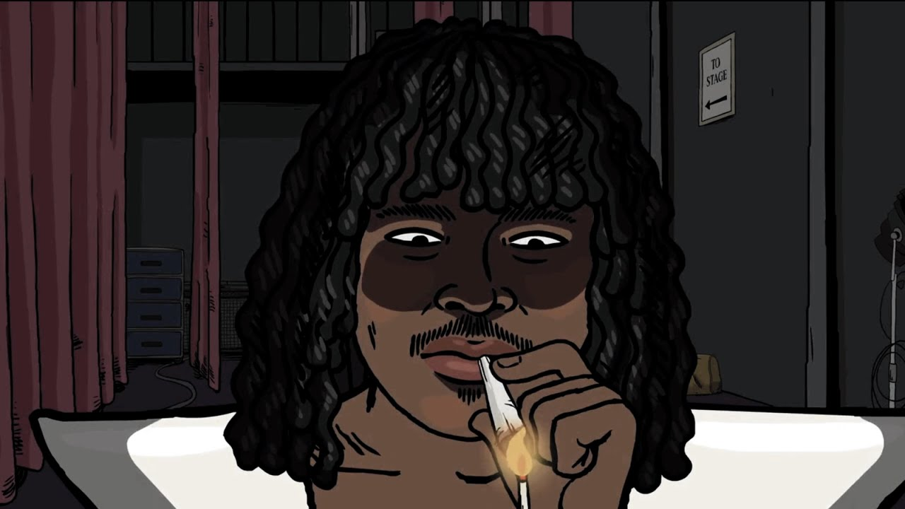 "Tales from the Tour Bus: I'm Rick James, no... I""M Rick James"