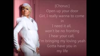 Keyshia Cole - Wonderland Feat. Elijah Blake ( With Lyrics) [Woman To Woman]