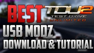 Test Drive Unlimited 2 - BEST USB MODZ DOWNLOAD [MUST SEE]