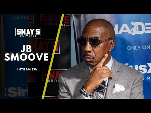 JB Smoove on Curb Your Enthusiasm Pushing the Line on Politics, Race and Life | SWAY'S UNIVERSE