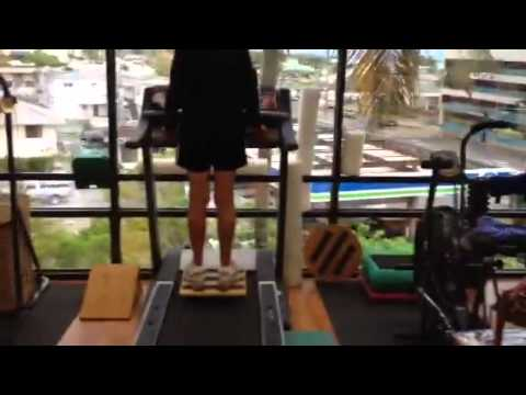 Strengthening Core Muscles #2 -- at Absolute Physical Rehab in Kaneohe, Hawaii