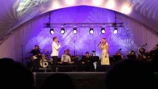 Ott Lepland ja Tanja Mihhailova - Sinuni (Mõisatuled 2013)