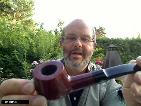 Pfeife rauchen: DANSKE CLUB (STANWELL),  Shape No. 11 by Six