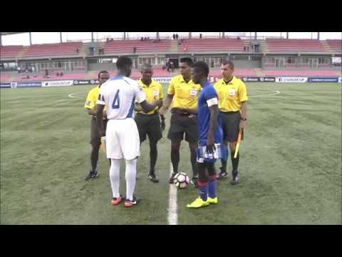 CU17PAN: Honduras vs Haiti Highlights