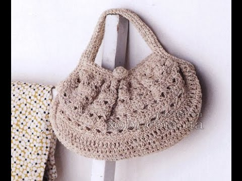 Crochet Patterns For Free Crochet Bag 1648 Youtube