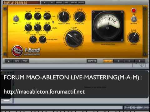 d multimedia rack forums mastering effet forum racks bundle avec audiofanzine ou ik t multieffet autre