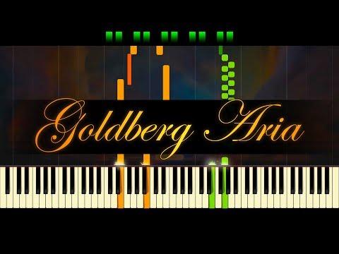 Aria (Goldberg Variations) // J.S. BACH