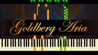 aria goldberg variations js bach