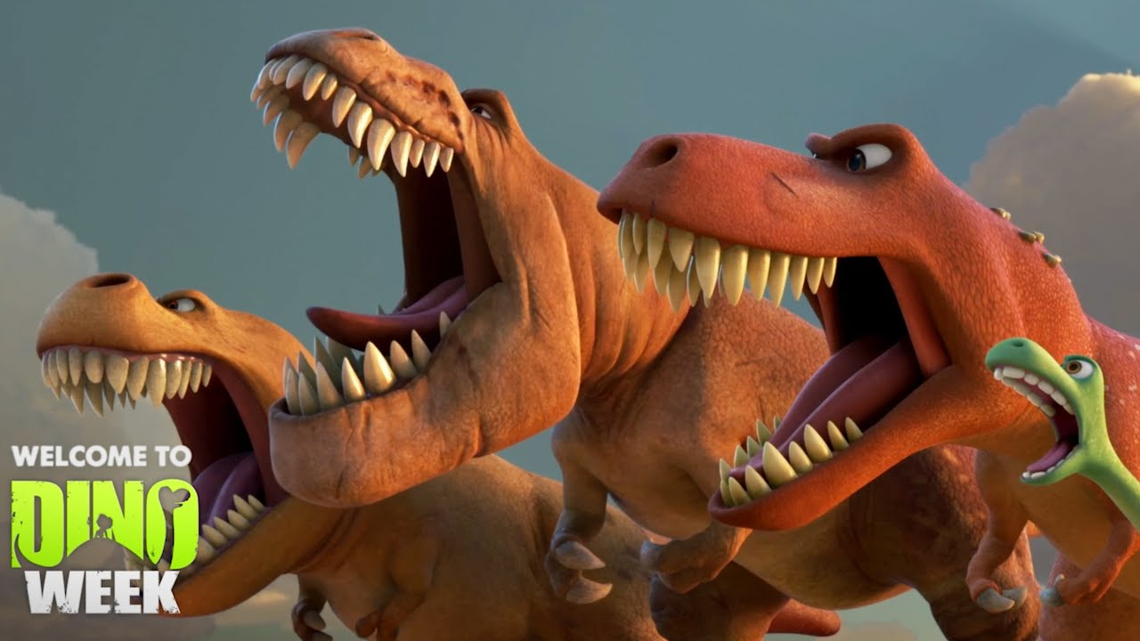 Triceratops The Good Dinosaur: Welcome To #DinoWeek