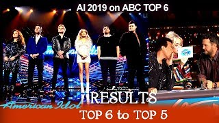 RESULTS Who Made It To Top 5? Judges Used their Save Vote| American Idol 2019 Top 6 to Top 5 Results