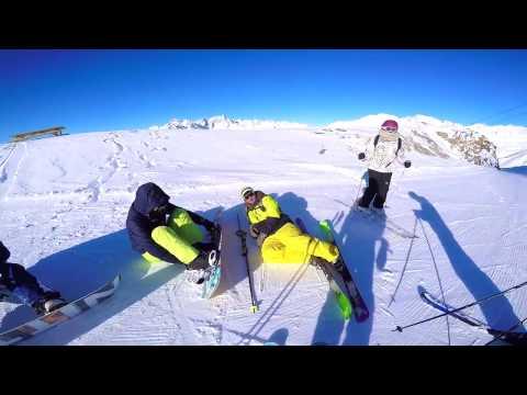 Alpe d'Huez Janvier 2017