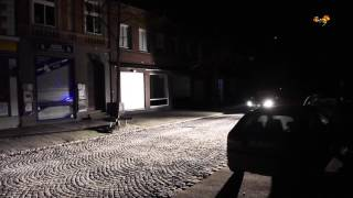 Stort strömavbrott i Eslöv - hela staden mörkerlagd