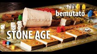 Stone Age - társasjáték bemutató