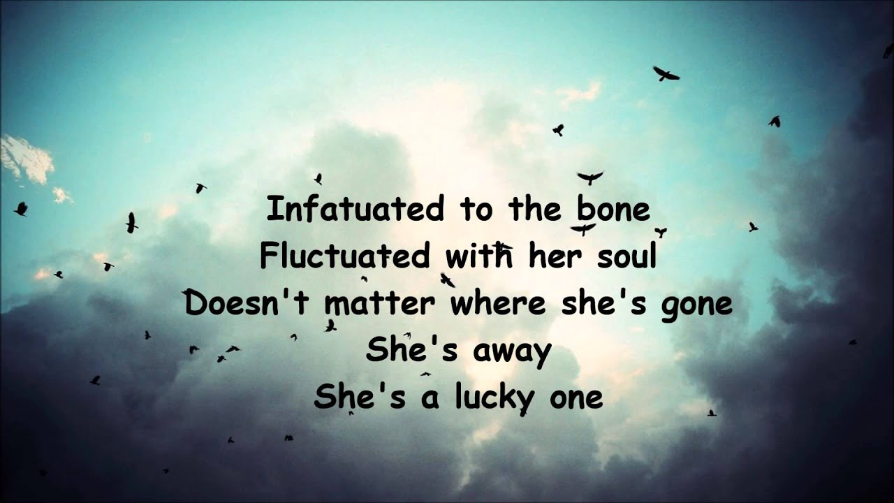 She S The Lucky One Lyrics Victoria F Beaumont Youtube