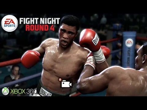 Fight Night Round 4  - Xbox 360 / Ps3 Gameplay (2009)