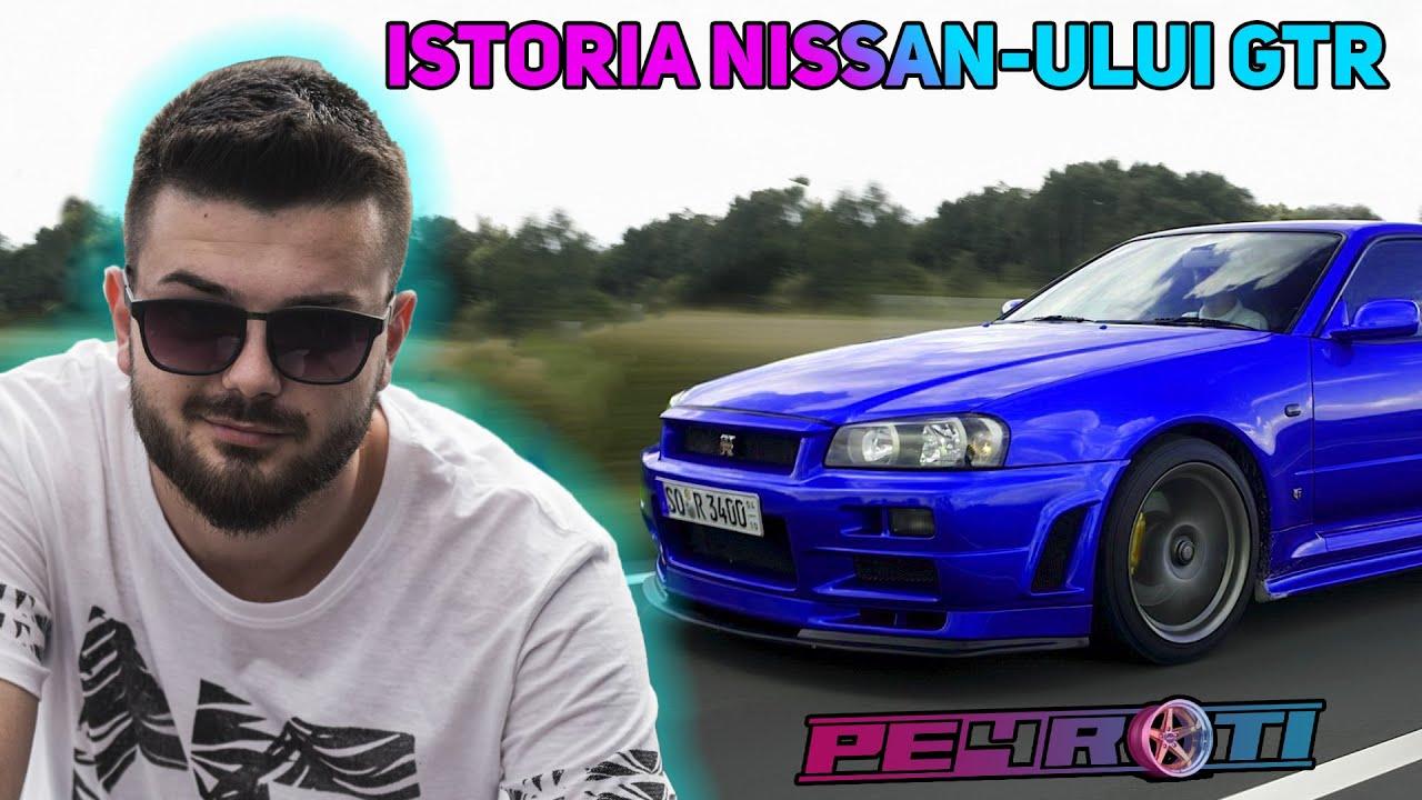 ISTORIA NISSAN-ULUI GTR!!
