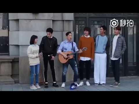 Qing Fei De Yi : F4 ver. 2018& อวี่เฉิงชิ่ง