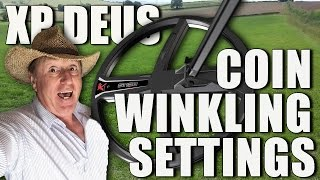 The HOTTEST DEEPEST metal detecting program for winkling out coins?