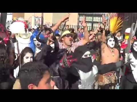 Carnaval 2015 San Juan de Guadalupe San Luis Potosi Pte.3