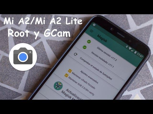 ▷ Cómo instalar la GCam en el Mi A2 con y sin root [VIDEO] | Newdroy