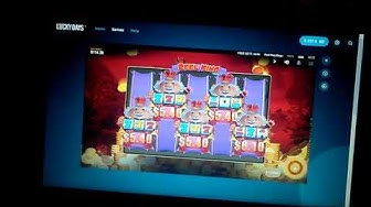 ** REEL KING MEGA nice win ** slot machine online casino