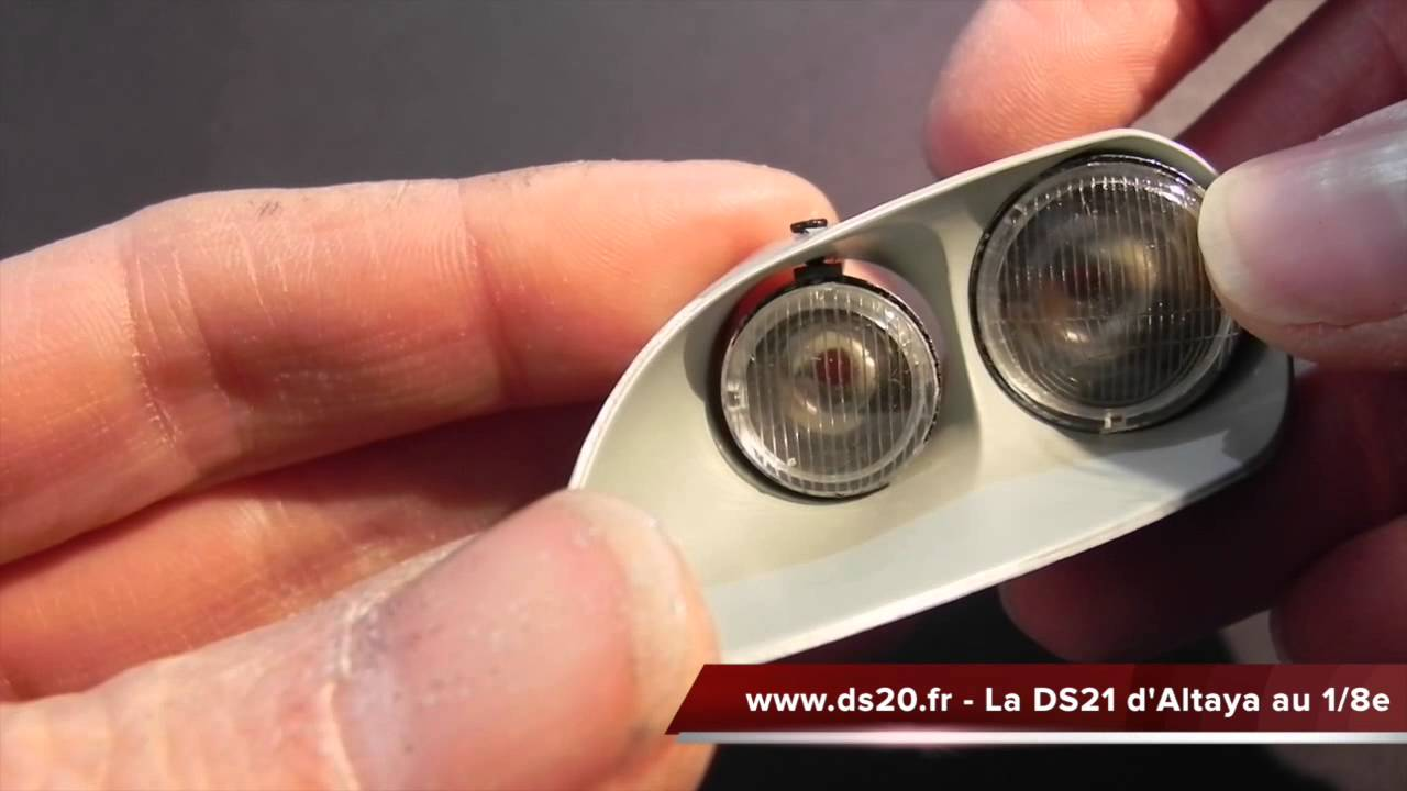 Ds 21 altaya montage n 88 youtube for Altaya ds 21