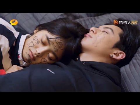 Ep 13 Shancai Daomingsi Sleeping Together In His Room 流星花园 第13集 精彩片段 Meteor Garden 2018 Cut 1