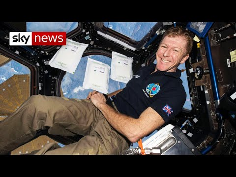 A Week In Interviews: From Tim Peake to the 'Happy Vagina' podcast