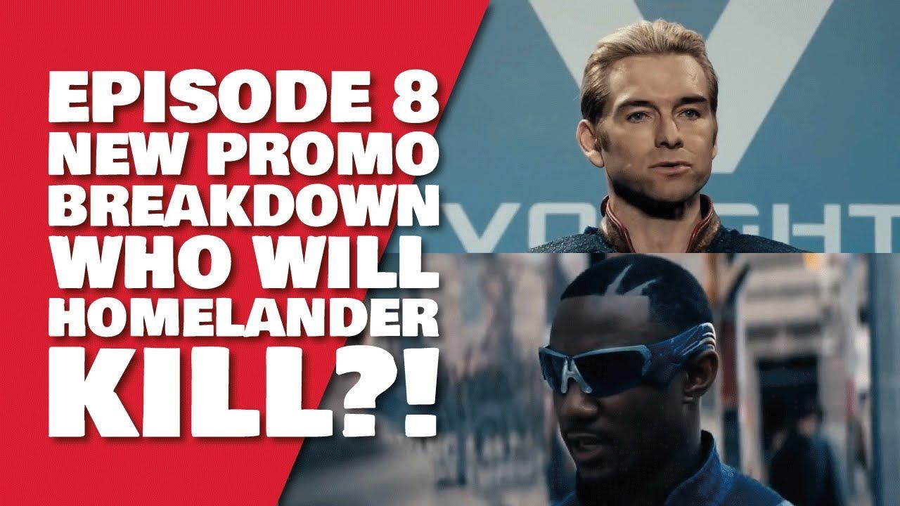Download The Boys 2x08 Promo #2 Breakdown Who Does Homelander Kill   The Boys Season 2 Episode 8