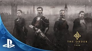The Order: 1886 | Official Gamescom 2014 Gameplay Trailer - Tesla Revealed | Only on PS4