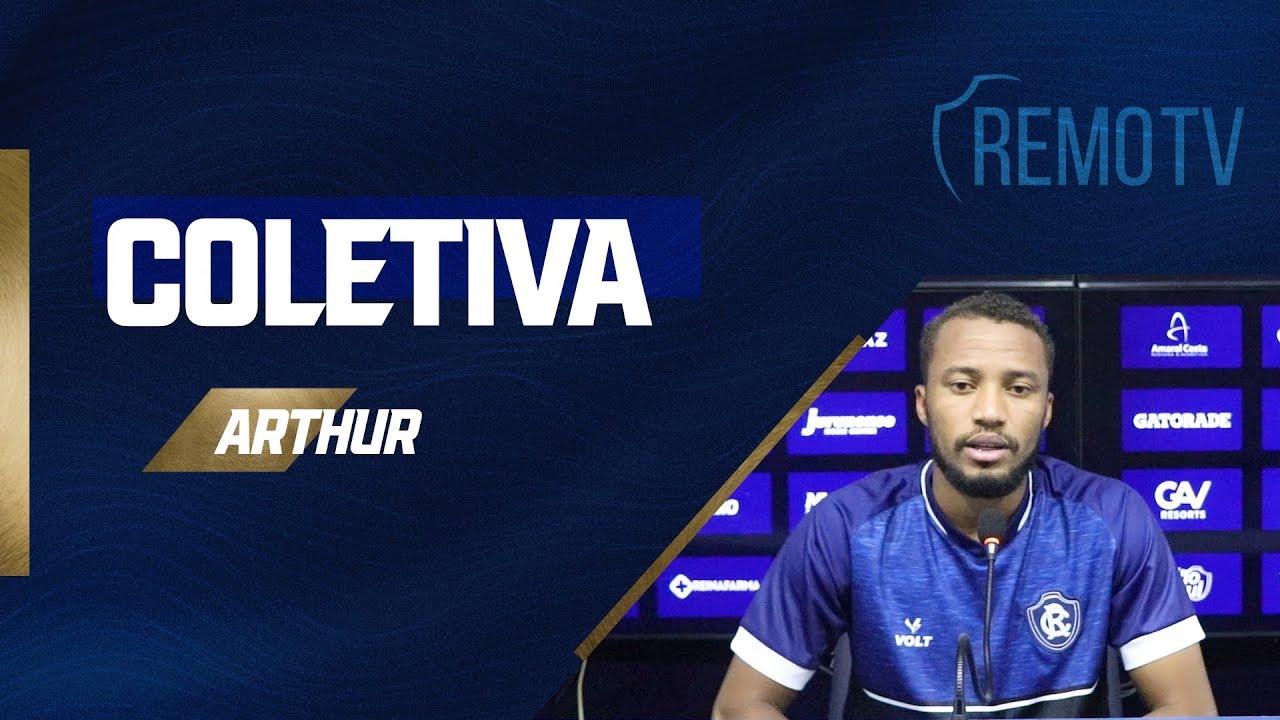 #ColetivaDoLeao - Arthur