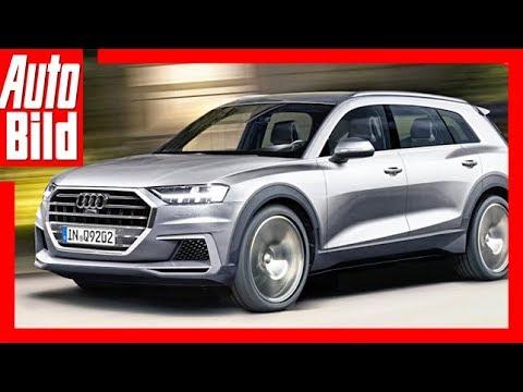 Zukunftsaussicht Audi Q9 2020 Details Erklarung Youtube