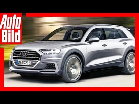 Zukunftsaussicht Audi Q9 2020 Details Erkl 228 Rung Youtube