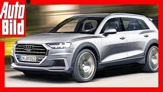 Zukunftsaussicht: Audi Q9 (2020) Details/Erklärung