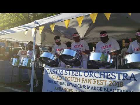 CASYM STEEL ORCHESTRA : Fimba- Funky Business