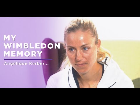Angelique Kerber - My Wimbledon Memory