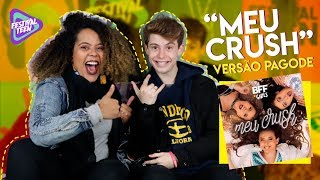 Baixar LUCAS ANDRADE CANTA MEU CRUSH   Festival Teen