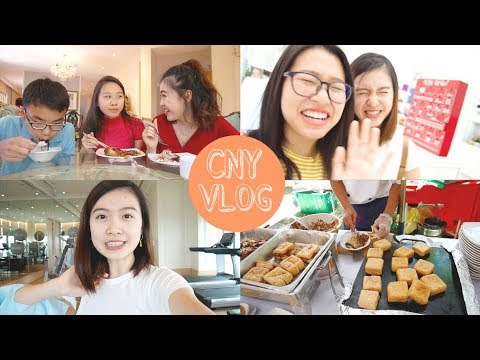 Last CNY Vlog for 2018....