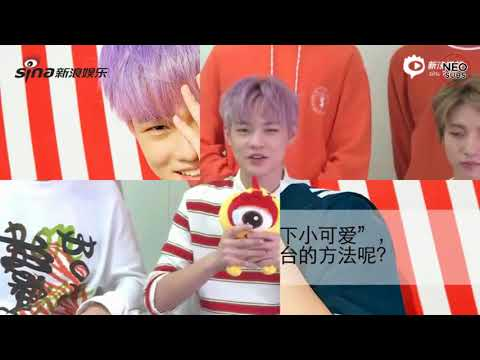 [NEOSUBS] 170919 Sina Interview With NCT Dream
