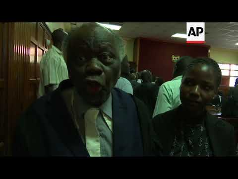 Kenya deports opposition figure to Canada