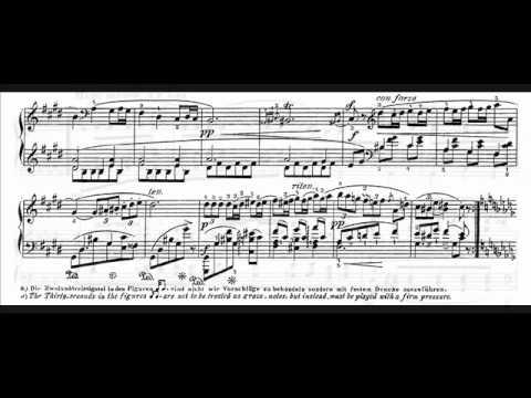 Hamelin plays Chopin - Polonaise op. 26 No. 1 Audio + Sheet music
